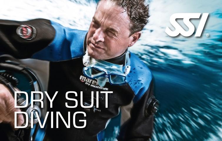 Dry Suit Diving